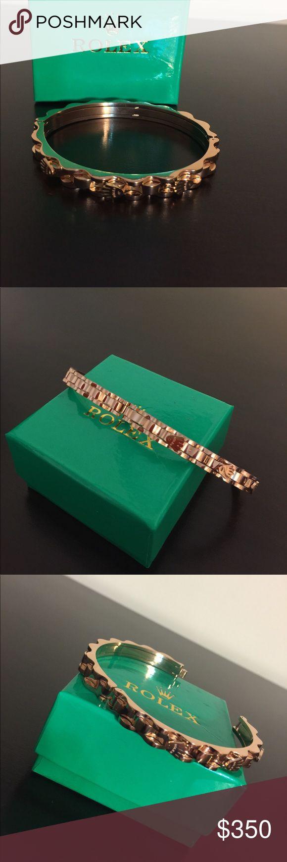 ROLEX Rolex bracelet rose gold plated brand new Rolex Other