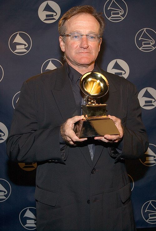 6. Robin Williams - Oscars: Twelve People Most Likely to Win an EGOT