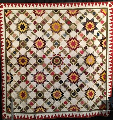 Quilts de Legende in Houston   www.bloominginchintz.blogspot.com