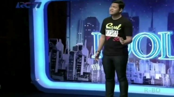 Indonesian Idol 2014 - YESAYA PANGERAN - I DREAMED - Audisi Bandung (+pl...