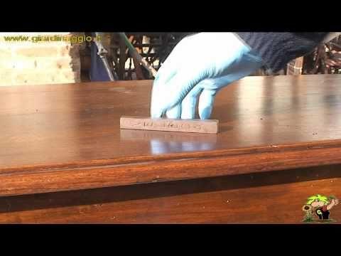 17 migliori idee su restaurare mobili antichi su pinterest - Sverniciare mobile antico ...