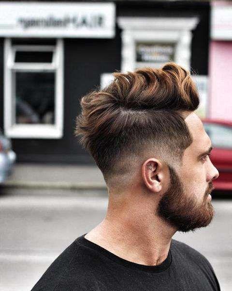Idee tagli di capelli uomo autunno inverno 2016-2017 - Taglio uomo in stile hipster per l'autunno
