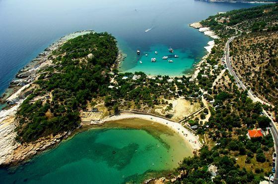Visit Greece | The Emerald of the Aegean, Thasos Island #visitgreece