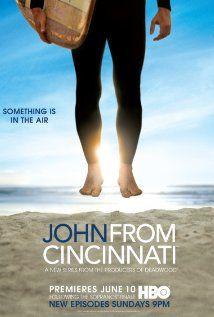 John from Cincinnati Poster