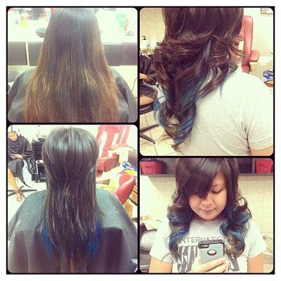 This is what I want done!! Asian Mullet