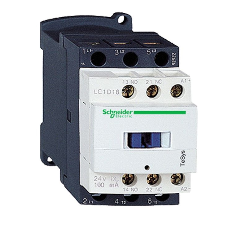 Schneider Telemecanique LC1-D80M7. LC1D80M7 is a 3-pole TeSys D Contactor with 3PST-NO contact, screw clamp terminals and safety cover.  Harga Per Each.  http://kliklistrik.com/contactor/413-schneider-telemecanique-lc1-d80m7.html  #schneider #contactor #alatlistrik