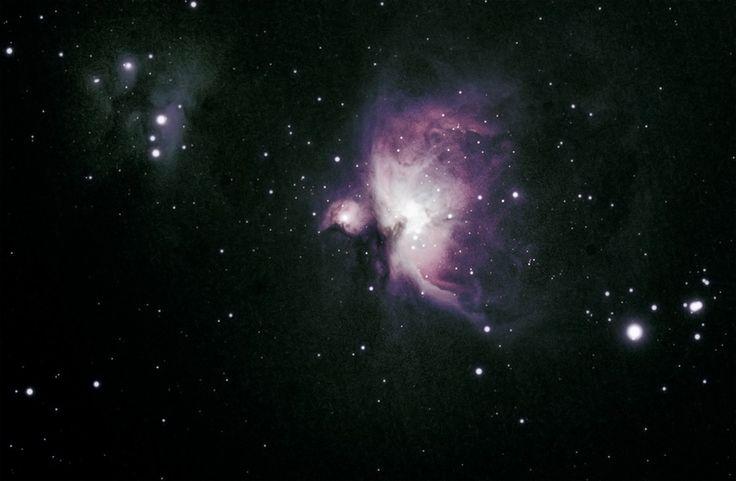 늦여름 새벽부터 떠오르기 시작해서 봄 초저녁까지 떠오르는 오리온 대성운 밝기도 밝고 크기도 커서 소구경 망원경으로도 관측하기 쉬워 대표적인 딥스카이 대상이다. 천체사진에서는 비교적 짧은 노출시간에도 사진이 잘 나와.. 가장 많이 찍어보는 대상이고 하지만, 찍으면 찍을 수록....