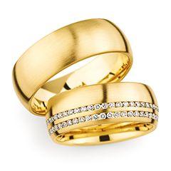Eheringe gold mit 5 diamanten  Die besten 25+ Ehering christian bauer Ideen auf Pinterest ...