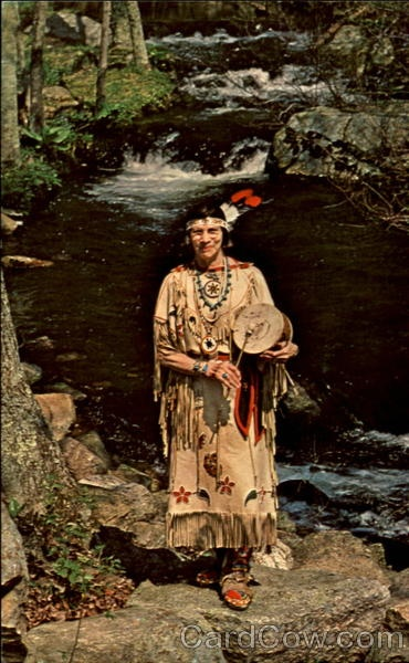 PRINCESS REDWING was the last full blooded Narragansett in RI. She died in 1987 at the age of 92.