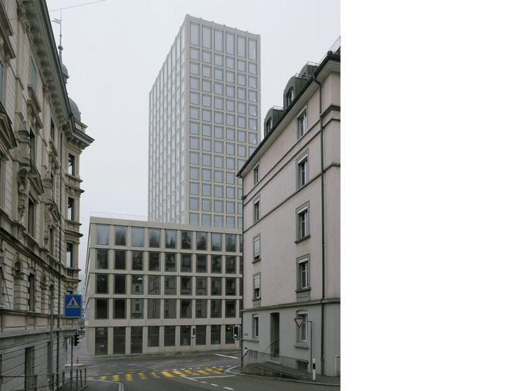 best architects architektur award // giuliani.hönger architekten…