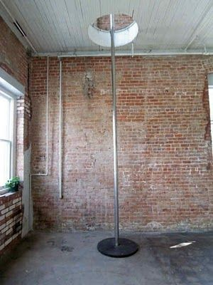 Wish there was a way to use the ceiling old fire pole 300 400 pixels 451 pinterest - The fireman pole apartment an incendiary design ...