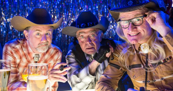 The Lone Gunmen Return in Latest 'X-Files' Photo -- The Lone Gunmen make their triumphant return on this Monday's all-new episode of 'The X-Files'. -- http://movieweb.com/x-files-2016-lone-gunmen-photo/