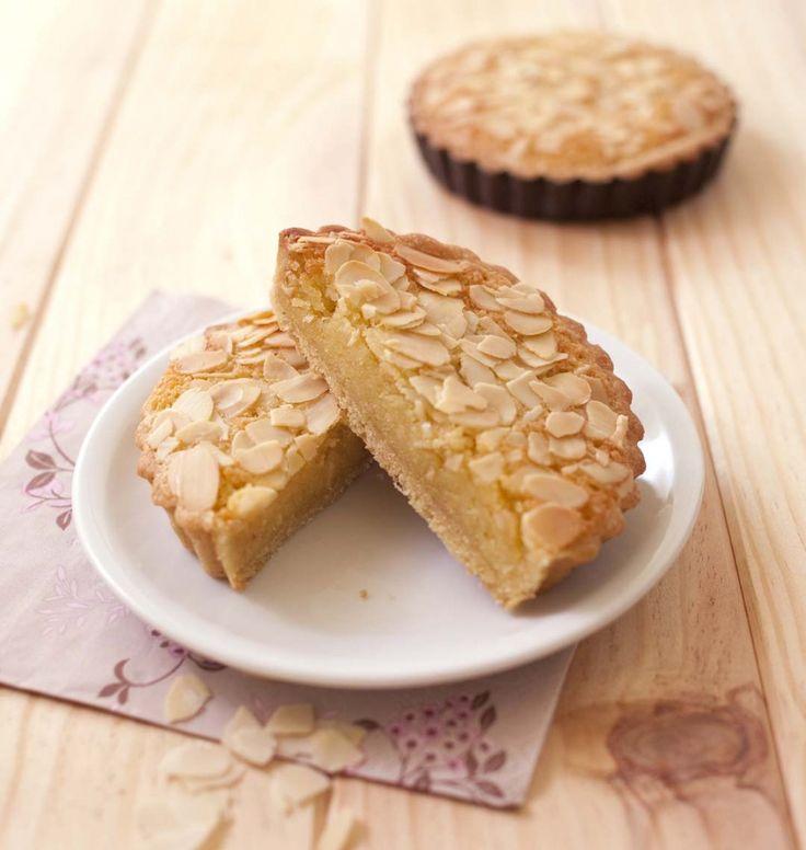Tartelettes amandines - Recettes de cuisine Ôdélices