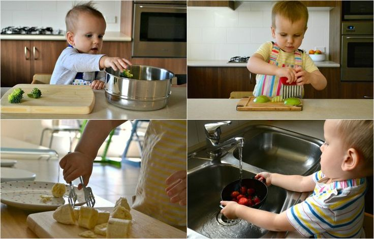 What Toddlers Can Do In The Kitchen (15 months to 3 years). | how we montessori | Bloglovin'