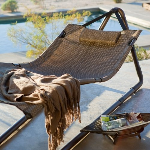 Island Bay Vision Hammock Set - for when we get out of apartment living ;)