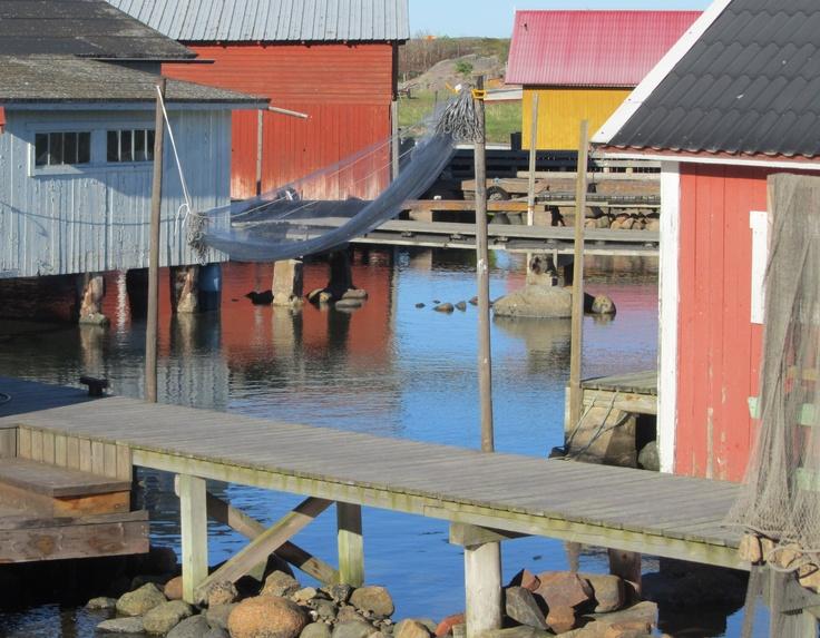 Boat cottages