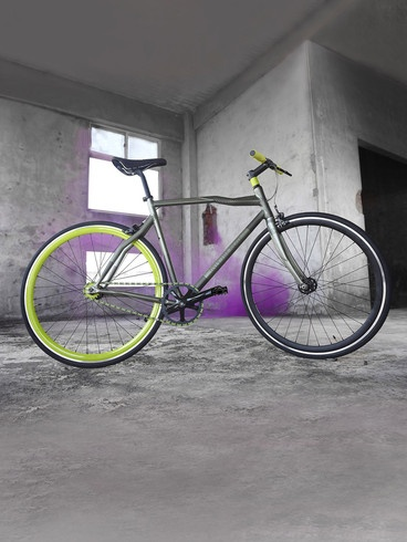 Bicycle - ONLY THE BRAVE