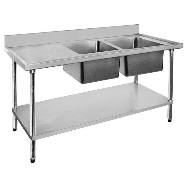 91 Best Commercial Stainless Steel Sink Bench Images On