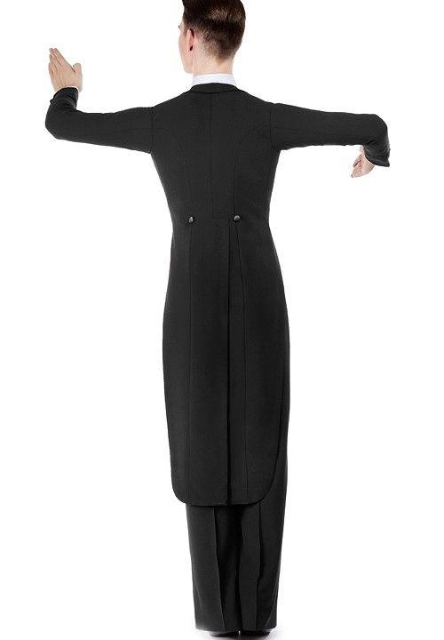 56543aaafd4 RS Atelier Mens Frak Tail Suit Taneční Oblečení