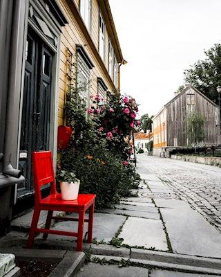 Marcus Måhlberg - Den röda stolen