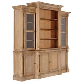 Chancery Bookcase - Brown