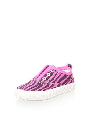 37% OFF Old Soles Kid's Camden Shoe (Pink Zebra)