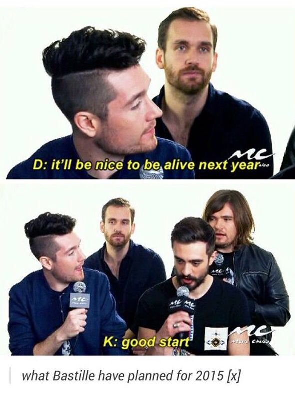 dan smith bastille funny