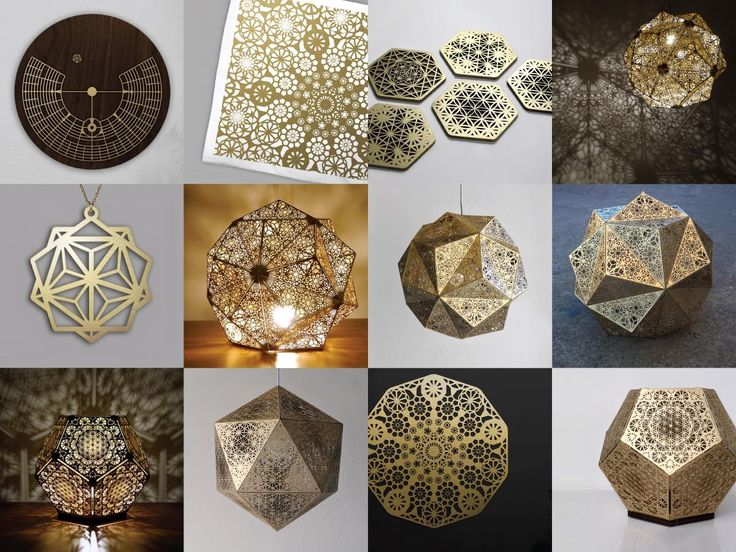 Cozo Sacred Geometry Lights and Sculptures - http://www.decorationarch.net/decoration-ideas/cozo-sacred-geometry-lights-and-sculptures.html -