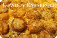 Another pinner said: ABSOLUTELY the best casserole I have ever tasted. Cooked it tonight - FANTASTIC!