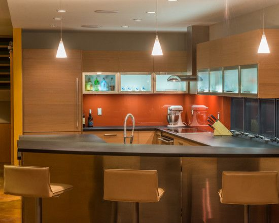 Orange Kitchen http://www.design-hub.ru/oranzhevye-kuxni-foto/