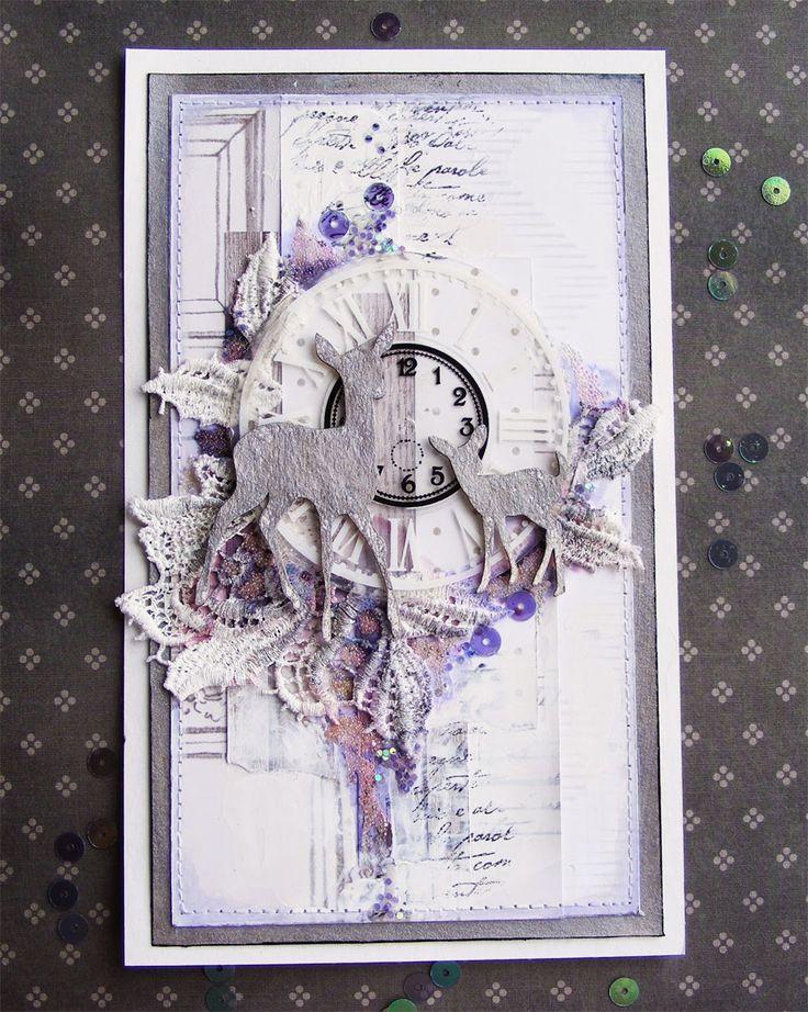 """***1 этап - Бумажный фон*******Творческая мастерская Мемуарис: """"Сгодится все"""" - авторский проект Юлии Родионовой"""