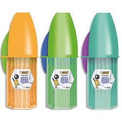 Boîte de 20 stylos bille Bic Cristal LikeMe -...