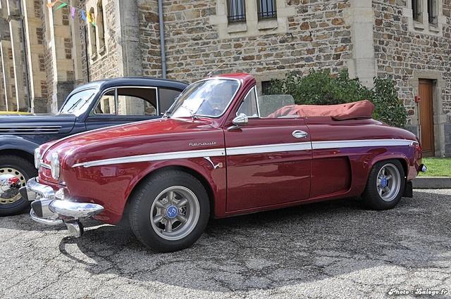 Renault Dauphine Gordini Cabriolet