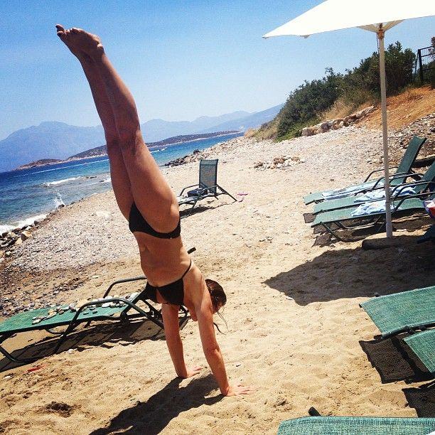 Photo taken by @olya_sidorenko_ #Crete #CandiaPark