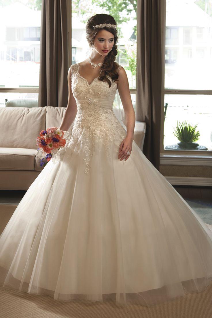 Top 25 best wedding dress etiquette ideas on pinterest wedding cinderella wedding dress marys bridal style 6205 wedding planning ideas etiquette ombrellifo Images