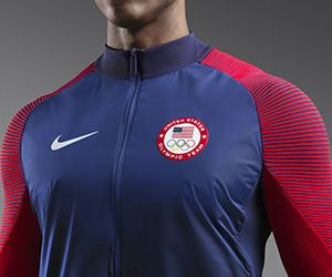 Nike, U.S. Olympic Committee Unveil Team USA's Medal-Stand Uniforms For Rio 2016 Olympic And Paralympic Games