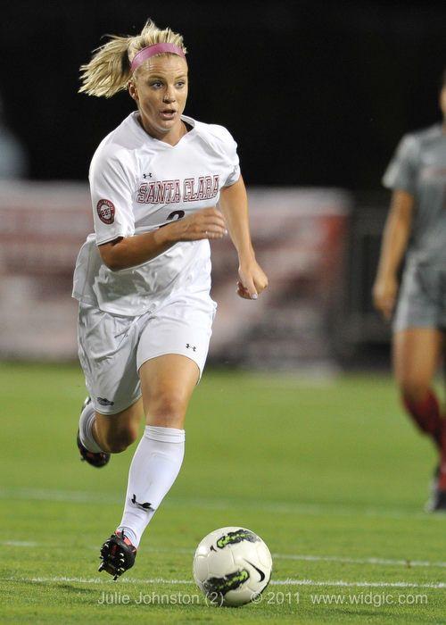 Julie Johnston USA FIFA