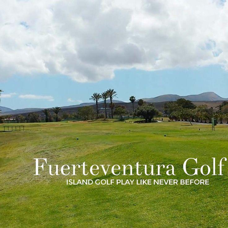 Play Island Golf on #Fuerteventura #golf #photooftheday