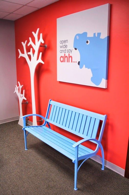 Fun pediatrician's office - Project Denneler: Just What the Doctor Ordered