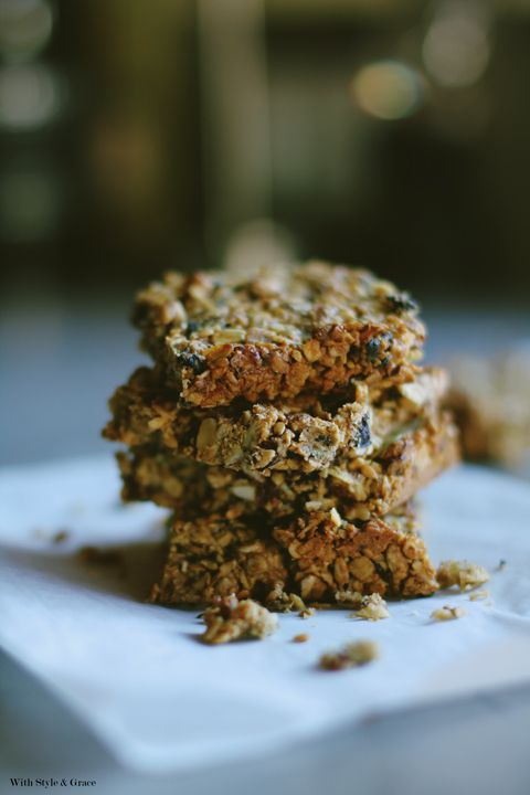 Fruit and Seed Bars - Nut & Allergy-Free