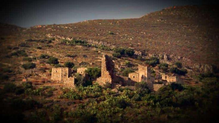 Μινύες οι Πρώτοι Κάτοικοι της Λακεδαίμονος, 2700 π.Χ.