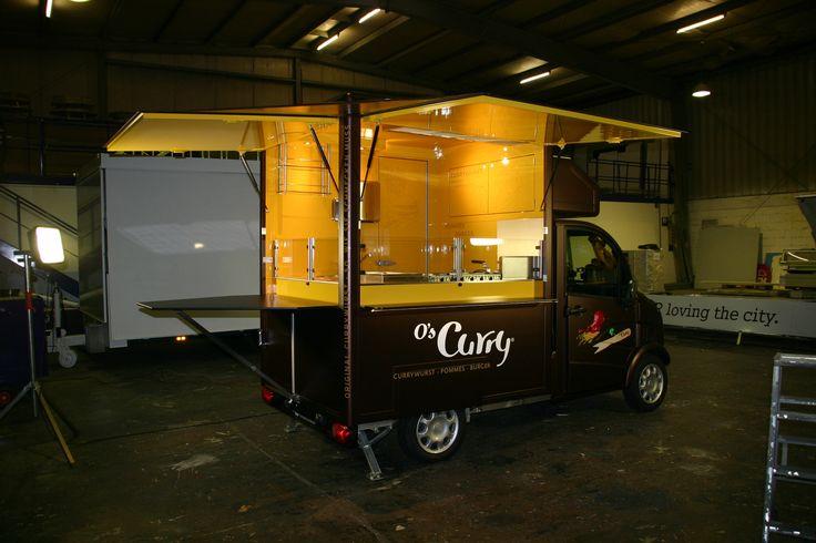 O's Produktion #Verkaufswagen #Imbisswagen #Mobil