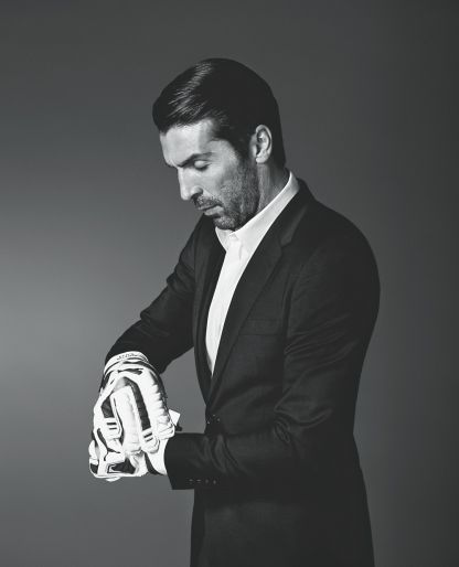 It was Cech vs. Buffon, then Casillas vs. Buffon, and now Neuer vs. Buffon. There is always a common element, and that common element it's him.