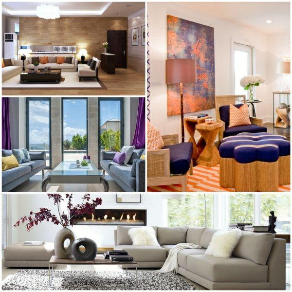 Wohnzimmereinrichten Ideen Wohnzimmergestaltung Dekoideen Wohnzimmer