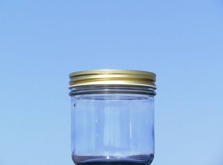 ピクルスに最適〜〜〜当店最大口径の保存瓶、広口400です。