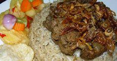 Resep Cara Membuat Nasi Kebuli Kambing Khas Arab   Resep Om