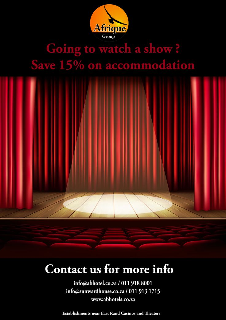 Book now and save