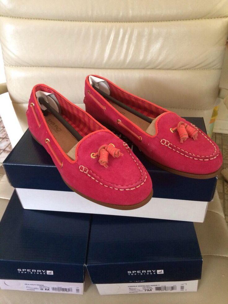 My 1st pair of Sperry Top-Sider...