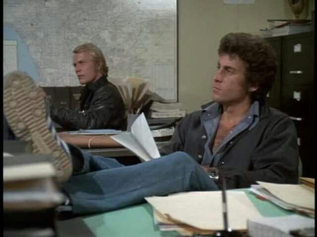 Starsky & Hutch in 'Jojo'
