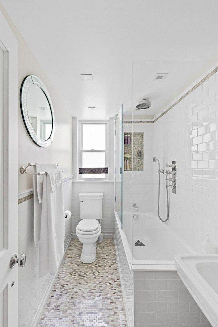 The Beneficial Details Is Below Bathroom Diy Ideas In 2020 Small Narrow Bathroom Bathrooms Remodel Narrow Bathroom